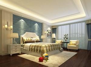 主卧室装设计修效果图