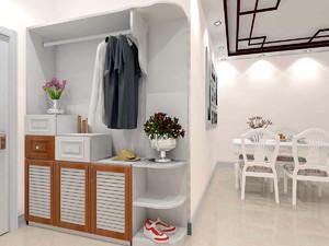 100平米现代风格鞋柜装修效果图