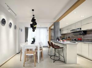 大户型厨房装修设计效果图