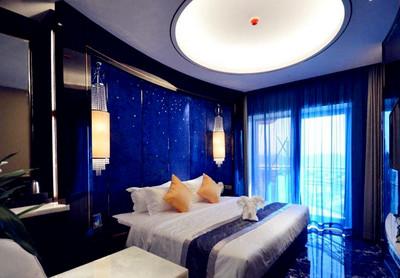 地中海风格小型宾馆装修效果图