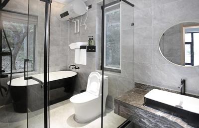 简约风格酒店卫生间装修设计效果图
