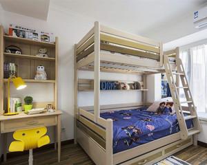 简单简约风格儿童房装修效果图