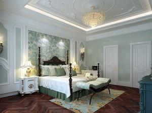 奢华卧室装修效果图