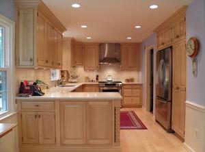 精致厨房装修设计图