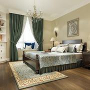 别墅卧室装修设计效果图