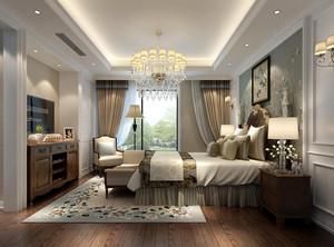 卧室装修色彩设计效果图