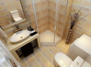 小户型卫生间装修图片案例
