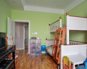 多彩简欧风格儿童房装修图