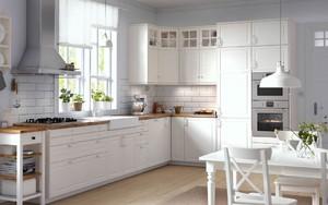高端厨房装修效果图
