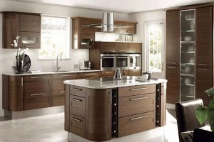厨房橱柜颜色效果图
