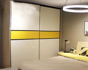 卧室衣帽间一体装修效果图