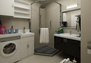 实用性卫生间装修效果图