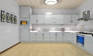 厨房橱柜装饰效果图