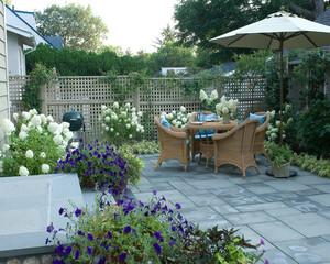 别墅花园装修效果案例