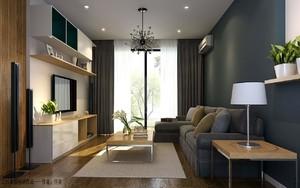 北欧风小户型客厅装修效果图