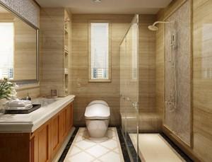 别墅卫生间淋浴房装修设计图片