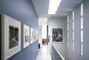 现代流行走廊吊顶