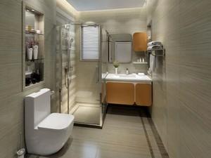 卫生间墙面镂空设计效果图