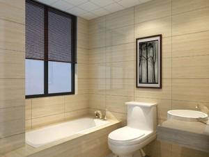 小户型卫生间现代简约风格装修