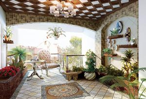 室內入戶花園裝修