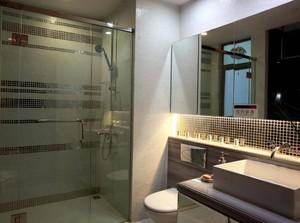 卫生间马赛克瓷砖装修效果图