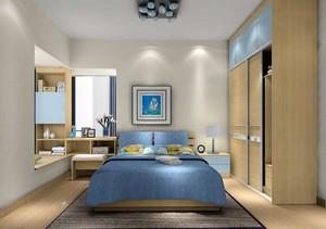 15平米卧室装修设计图
