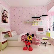 儿童房简约局部一居室装修