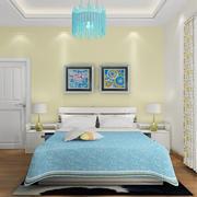 卧室现代家具70平米装修