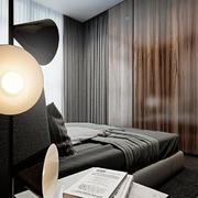 卧室现代家具80平米装修