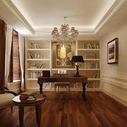 卧室中式地板小户型装修