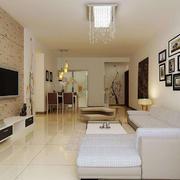 空间其他现代局部一居室装修