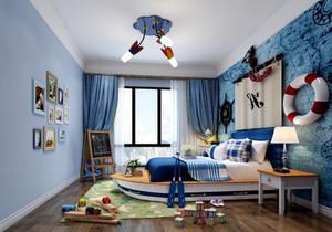 儿童房小面积装修效果图