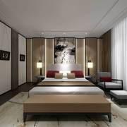 卧室中式家具小户型装修