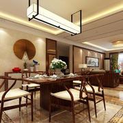 餐厅中式家具小户型装修