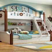 儿童房简欧局部一居室装修