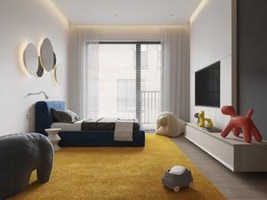 100平米的公寓装修样板房
