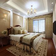卧室现代家具别墅装修