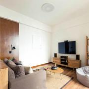 客厅日式局部一居室装修