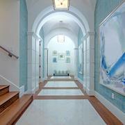 空间其他简欧走廊一居室装修