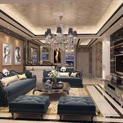 空间其他欧式局部一居室装修
