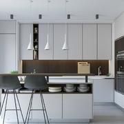 厨房现代局部公寓装修