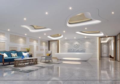 湖南整形医院装修设计