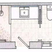 卫生间现代局部小户型装修