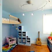 儿童房简约局部小户型装修