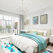 卧室现代局部小户型装修