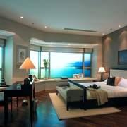卧室现代局部80平米装修