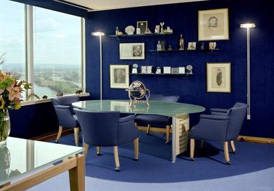 地中海办公室装修效果图欣赏