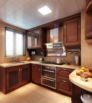 4平米l型小厨房装修效果图大全