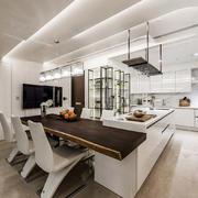 厨房现代局部别墅装修