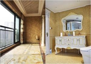 别墅的大卧室带阳台装修效果图大全